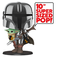 "10"" Super Sized Pops"