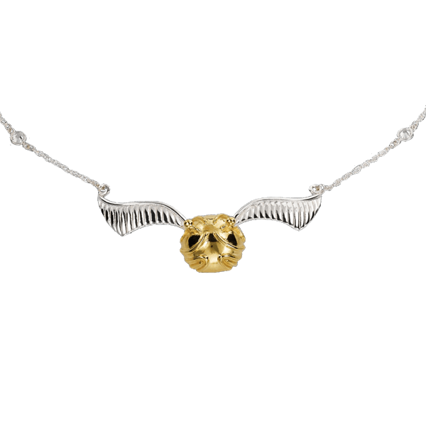 harry potter snitch necklace