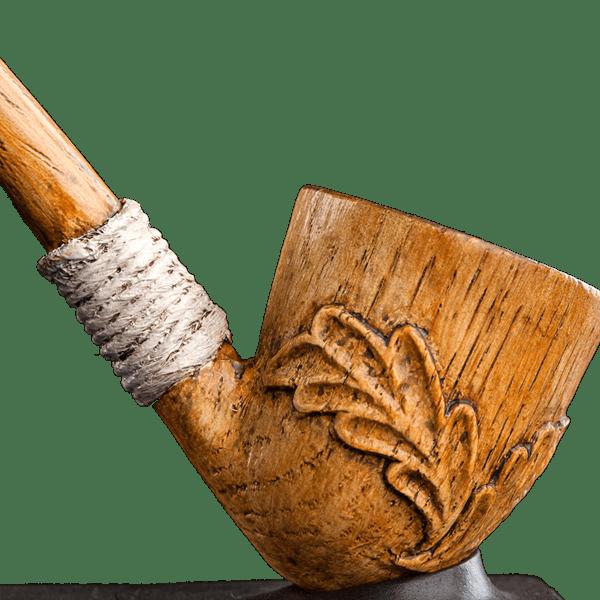 how to make a bilbo baggins pipe