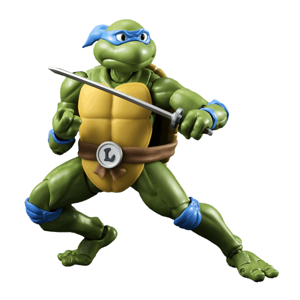 Where Can I Find Ninja Turtle Toys : Teenage mutant ninja turtles leonardo cm figuarts