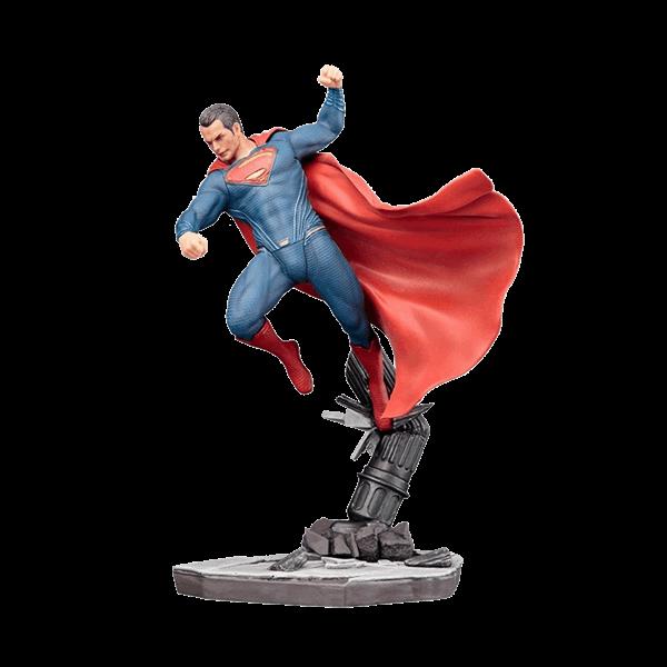 Dc comics batman vs superman superman artfx 1 10 for Bureau 39 superman