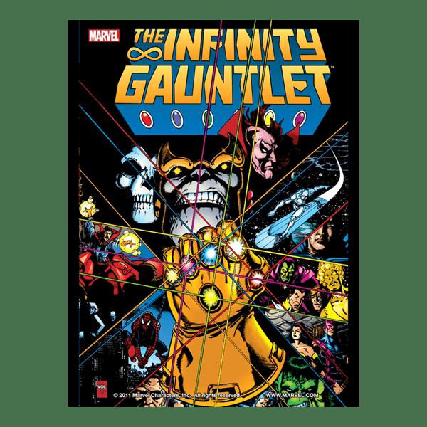 Marvel - Infinity Gauntlet Comic - ZiNG Pop Culture